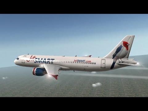 RFS - Real Flight Simulator #18 | JetSMART AIR | BEST Flighat Simulator |  Android GamePlay FHD