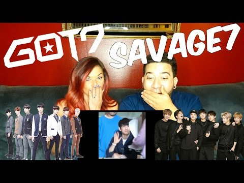 GOT7 being SAVAGE! SAVAGE7 Reaction K-POP