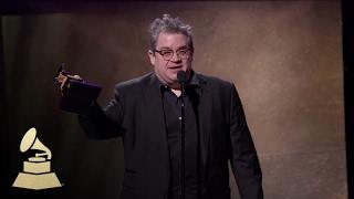 patton oswalt wins best comedy album acceptance speech 59th grammys