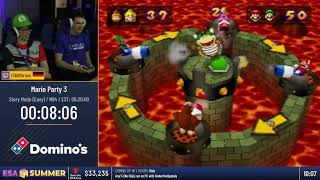 #ESASummer18 - Mario Party 3 [Story Mode (Easy)] by 360Chrism