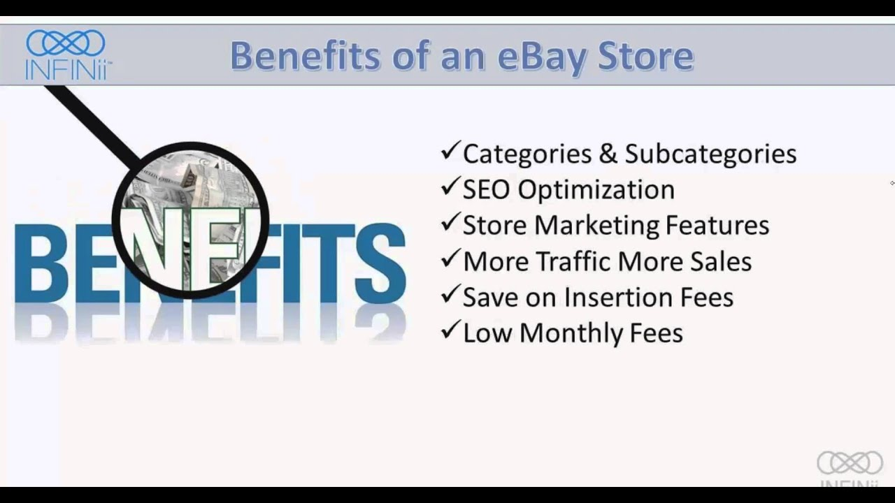 When To Upgrade To An Ebay Store Youtube