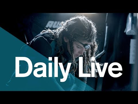 1300 UTC Daily Live – Thursday 21 December | Volvo Ocean Race