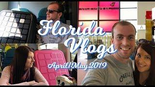 FLORIDA VLOGS | PRE-TRAVEL DAY | EXECUTIVE ROOM HILTON GATWICK