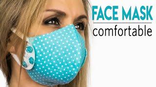 Como Fazer esta Linda Máscara Facial Confortável