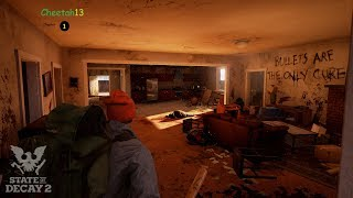 State of Decay 2 - A little out of my element on this one. Come say hi!! - Live Stream PC 1080HD/60