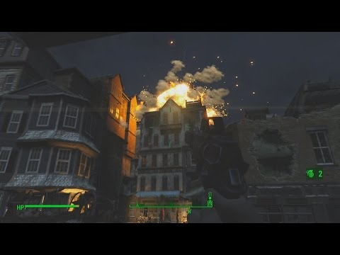 Azure Plays Fallout 4 024: Constitution