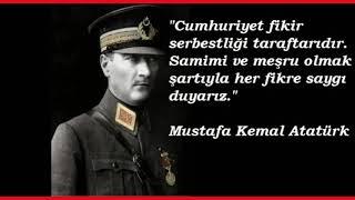 10. Yıl Marşı Lyrics (29 Ekim Cumhuriyet Bayramınız Kutlu Olsun)