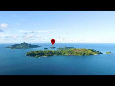 Moyenne Island, Seychelles