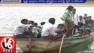 Special Report On Kollapur Reservior | Telangana Tourism | V6 News