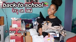HUGE BACK TO SCHOOL HAUL 2020 😍📚 *sophomore year* | love curlykay