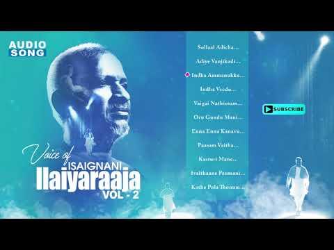 Ilayaraja Tamil Hit Songs | Voice of Isaignani Ilayaraja | Audio Jukebox | Vol 2 | Music Master