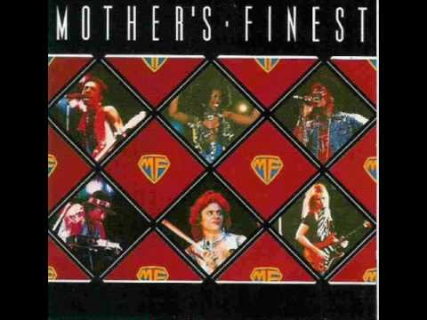 Mothers Finest  Niggizz cant sang rocknroll 1976