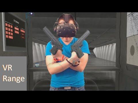 The Virtual Training Range!