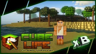 Cube Life: Island Survival :: First Look PC Gameplay