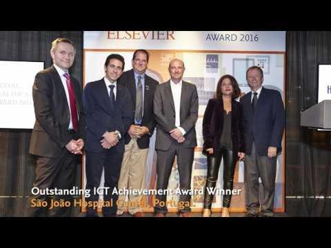 São João Hospital Centre, Portugal: Outstanding ICT Achievement Award Winner Europe 2016