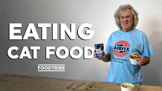 James May cooks and eats cat food