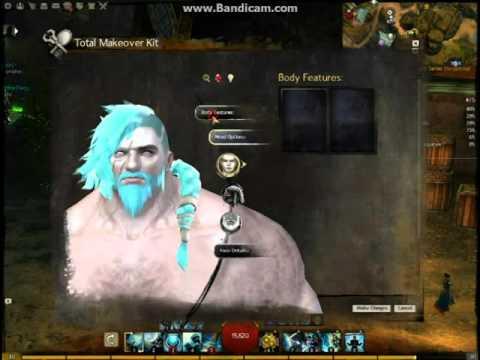 Guild Wars 2 Black Lion Trading Company Total Makeover Kit Norn