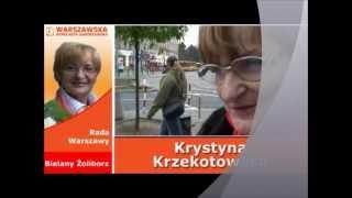 Krystyna Krzekotowska - Wspólnota Samorządowa na rzecz Obywateli