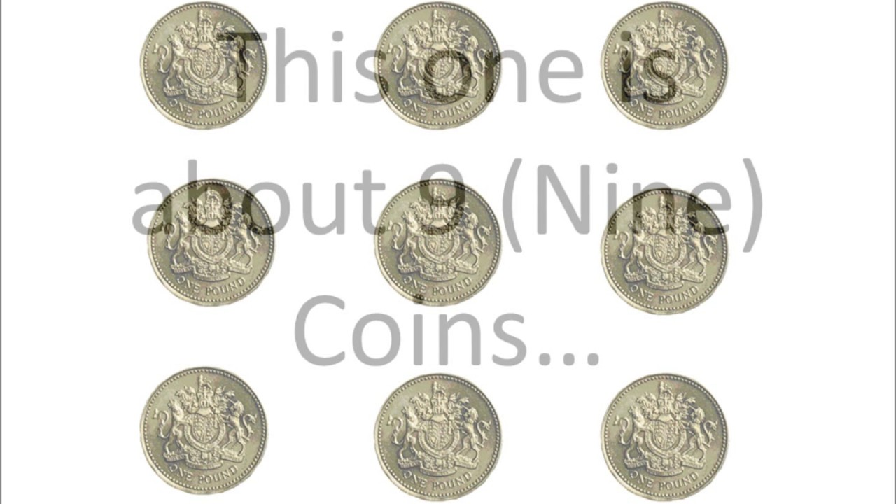The Brilliant 9 Coin Riddle Best Riddle Ever - Youtube-3007