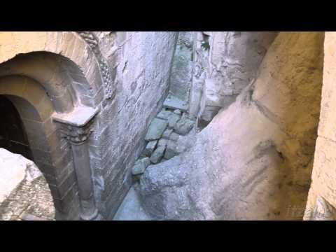 Castillo de Loarre (interiores)