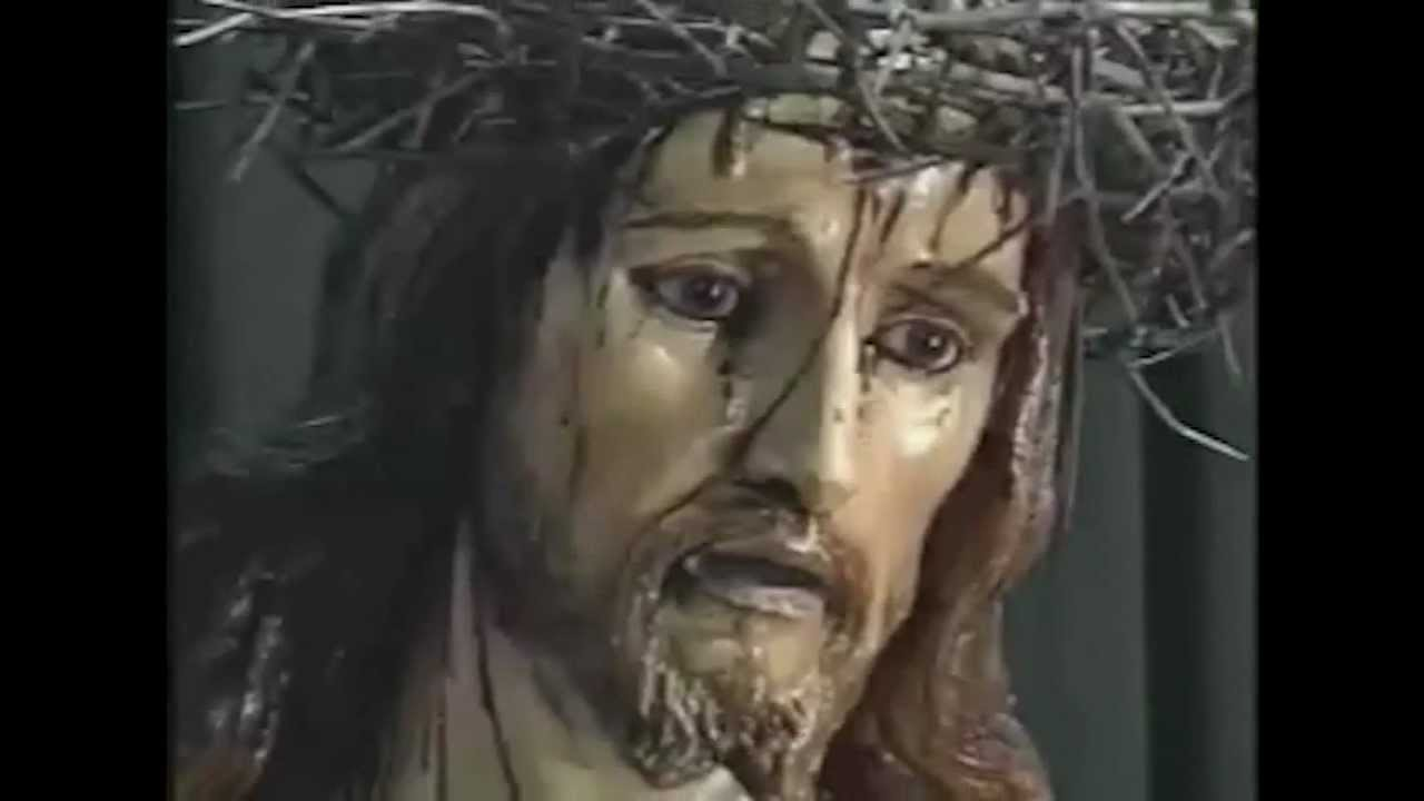 Passion of Jesus Statue - The Image
