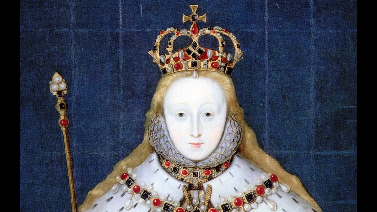 elizabeth i virgin queen