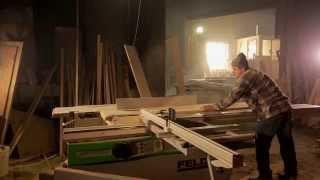 Сделано в Кузбассе HD: Изготовление деревянного портала для электрокамина(, 2015-06-26T04:54:54.000Z)
