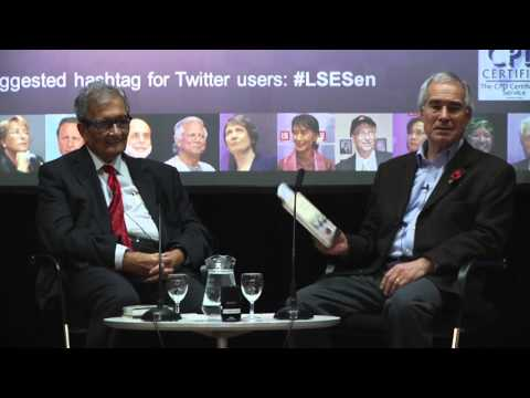 In Conversation with Amartya Sen