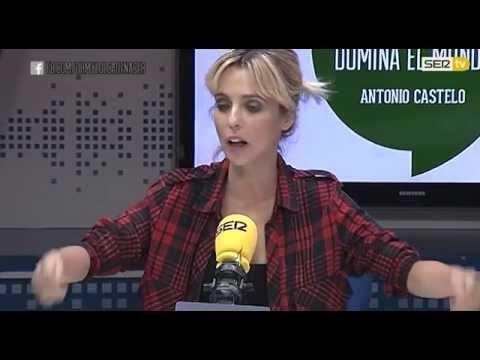 ACDEM21: Leticia Dolera VS Manuel Burque. Cadena SER
