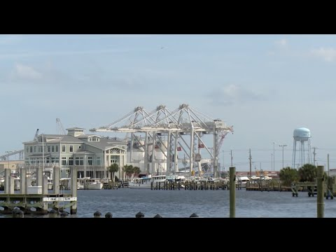 Sky-High Progress Has Arrived at the Port of Gulfport