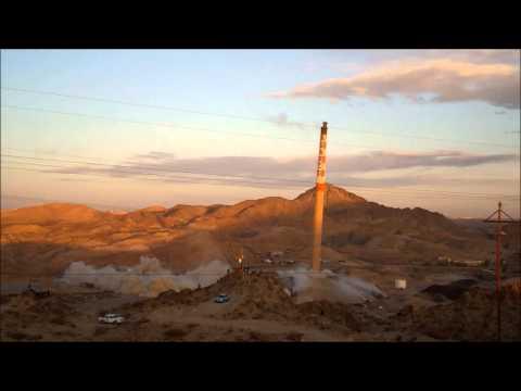 ASARCO Demolition in El Paso