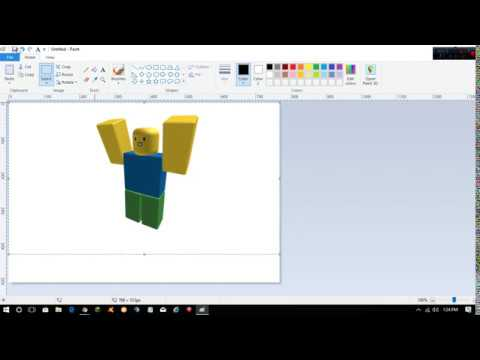 Roblox Tutorial How To Make Game Icon Youtube