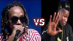 Da Agent Vs Fefe busi live on Stage-who sis who