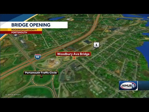 McCabe - After a Year, Woodbury Ave Bridge in Portsmouth is Finally Open!