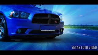 Dodge Charger Daytona Preview R/T 5.7L V8 Muscle Car Drift Agressive  Prezentacja