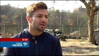 Police launch manhunt for Omar Carrim