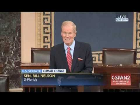 SENATE   SEN BILL NELSON OF FL ABOUT SCIENCE AND CLIMATE CHANGE   07 17 2017