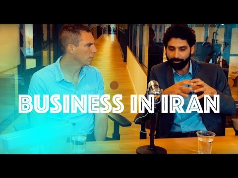 BUSINESS IN IRAN WITH EMAD KIYAEI | BTV 035