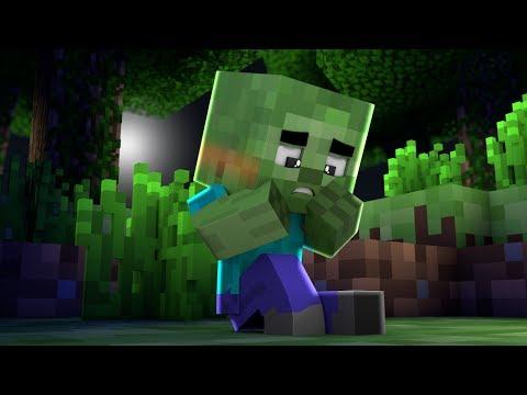 minecraft:-perdido---diario-de-um-zumbi-#2-(minecraft-machinima-)