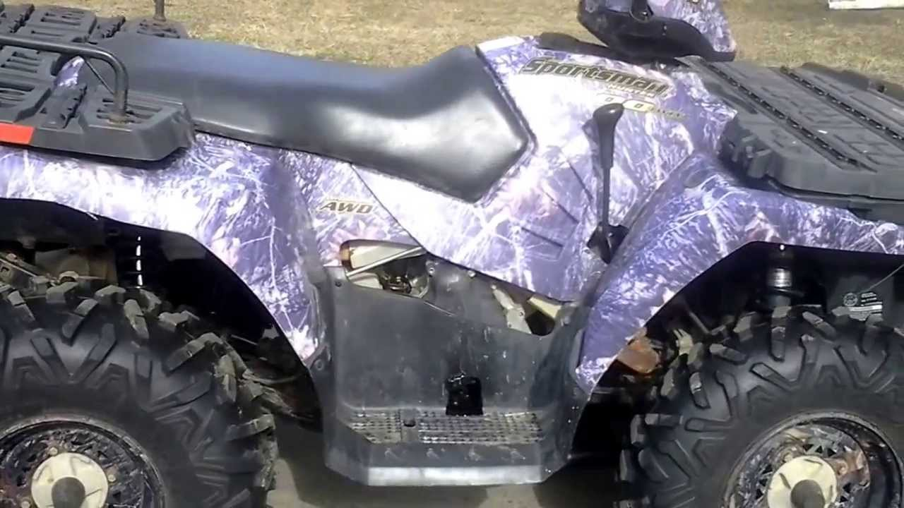 Polaris 500 Sportsman Polaris Sportsman 500 H O Atv Test