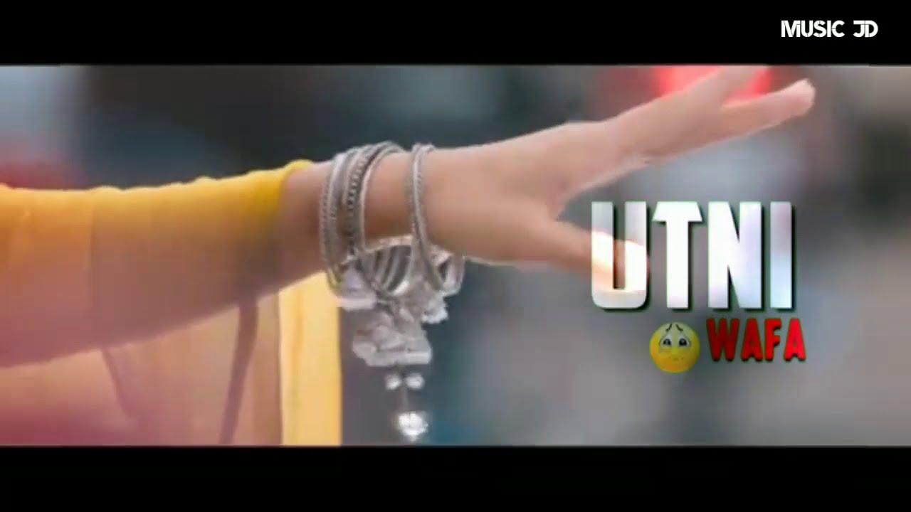 Download Tum Mile Dil Khile - Jitni Ada Utni Wafa song whatsApp status ✌ movie link👇