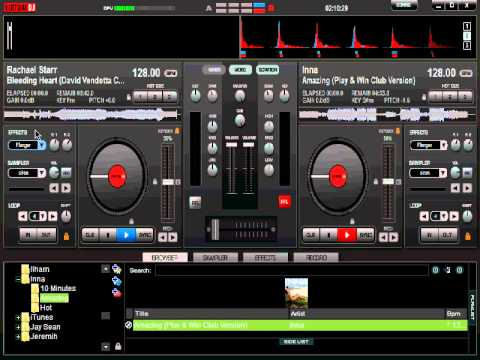 dj virtual 2011 gratuit clubic