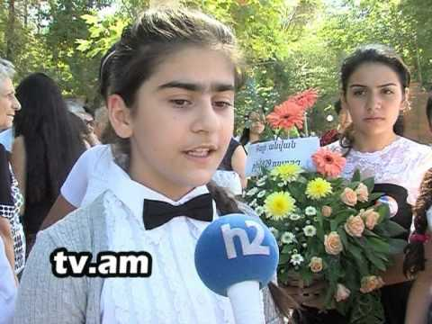 Lraber Silva Kaputikyan h2 tv channel.mpg