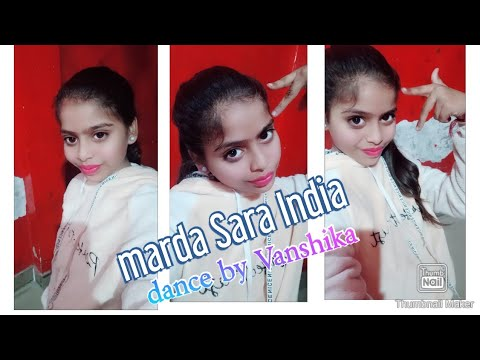 MARDA SARA INDIA||| VANSHIKA|| JANNAT ZUBAIR WITH FAISU ||| DANCE