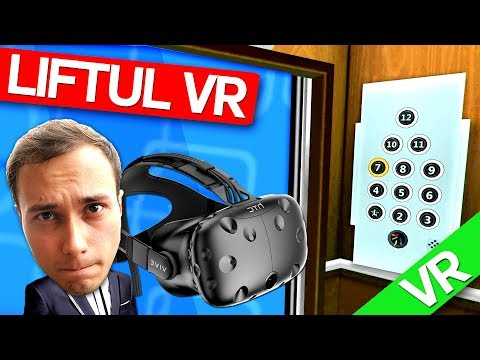 Max in LIFTUL VR ! (HTC VIVE) SPECIAL!