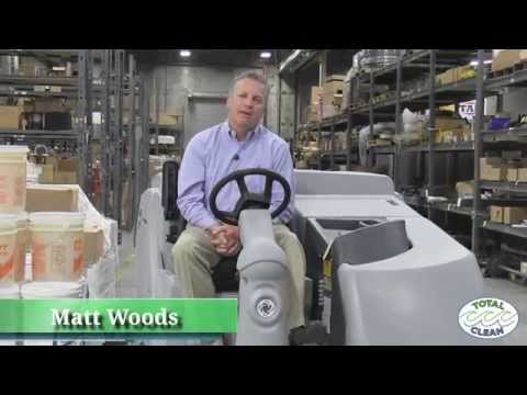 Floor Scrubbers Sweepers In California By Total Clean Equipment Company - Used, Rental, New