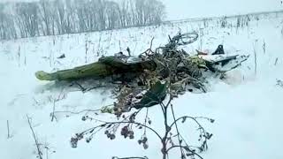 Russia Aircraft Collapse Response Discover 200 Flesh Components