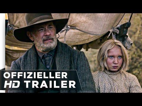 Neues aus der Welt - Trailer deutsch/german HD