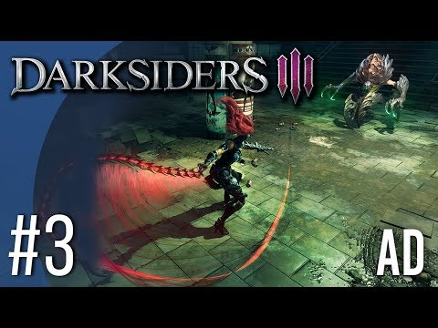 Darksiders III #3 #AD