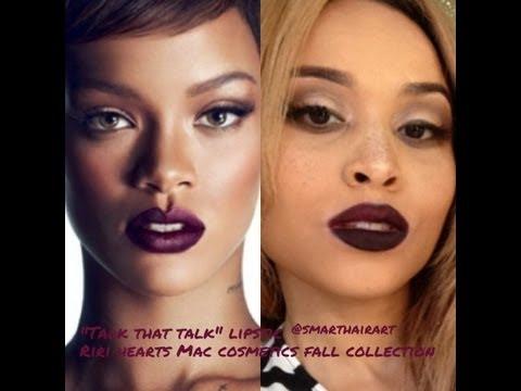 mac riri hearts talk that talk